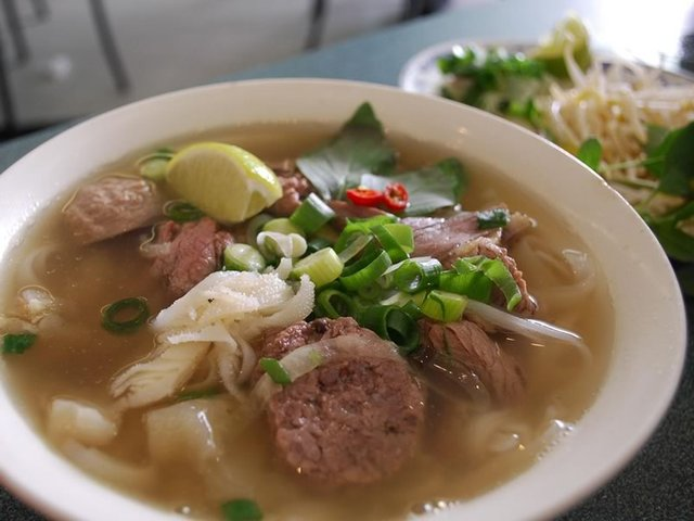 Pho Vietnamese Soup, Victoria St, Richmond