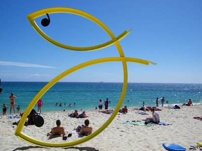 Sculpture by the Sea - Cottesloe Beach