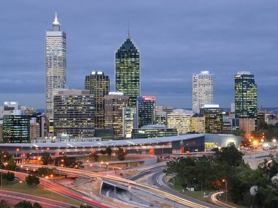 Perth at Twilight