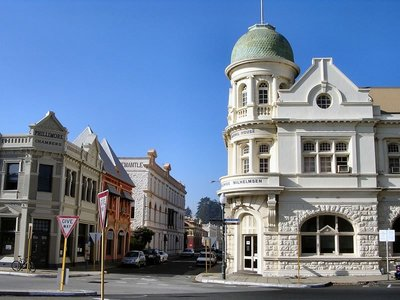 Historic Buildings of Fremantle