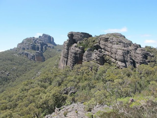 The Fortress in Grampians National Park