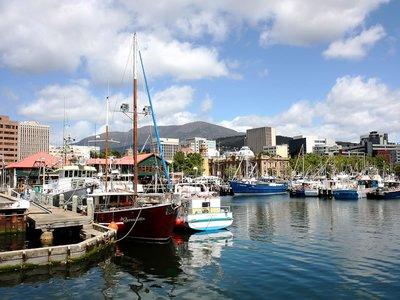 Hobart Marina