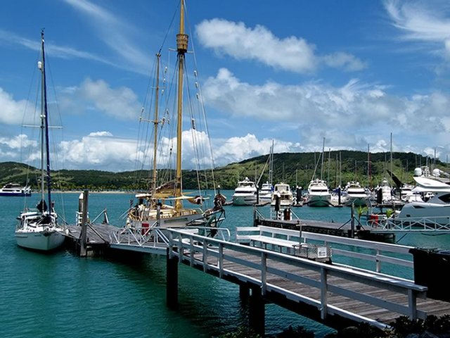 Hamilton Island Marina