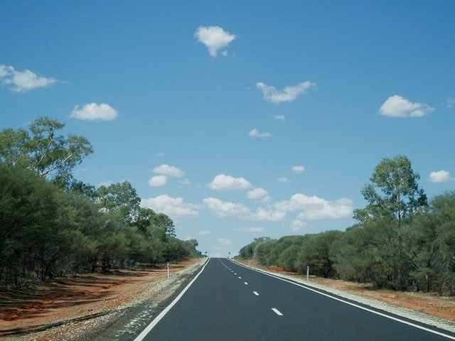 The Road to Broken Hill
