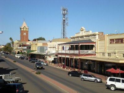 Crystal St, Broken Hill