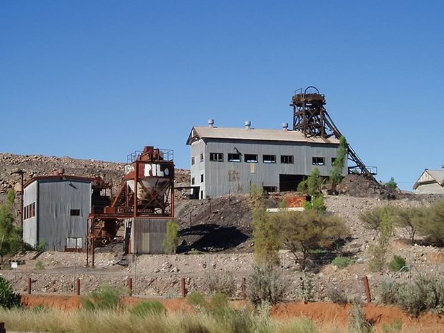 Broken Hill Mine