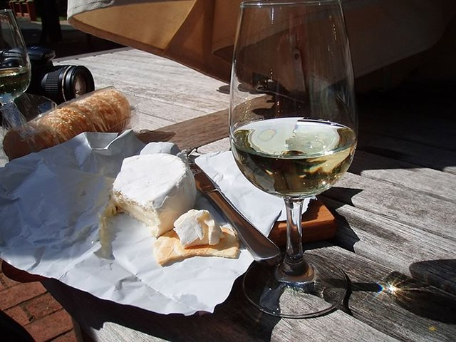 Wine and Cheese Tasting at Yalumba