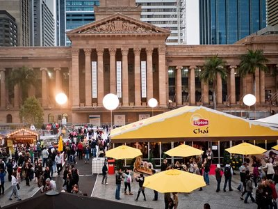 Winter Festival, King George Square