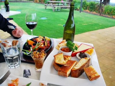 A Margaret River Wine and Cheese Feast