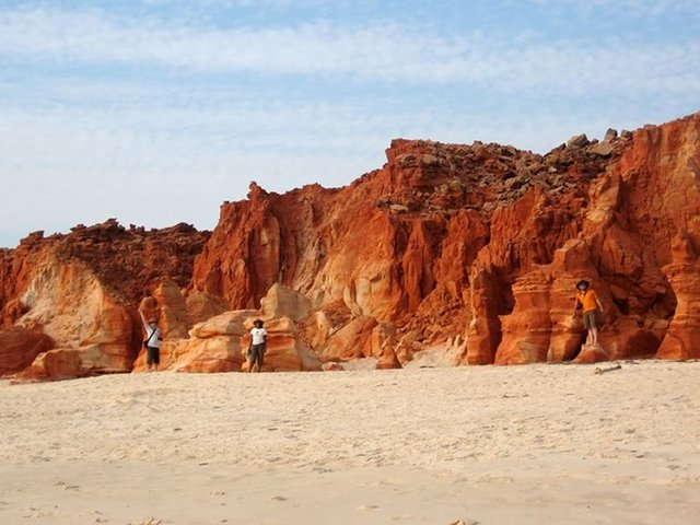 Where's Wally in Cape Leveque