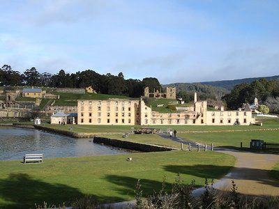 Port Arthur Historic Site, Tasman Peninsula