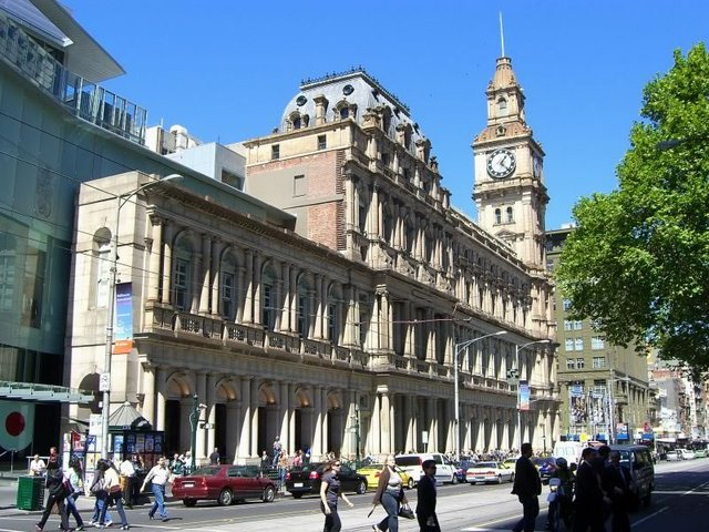 GPO Shopping Centre, Elizabeth St