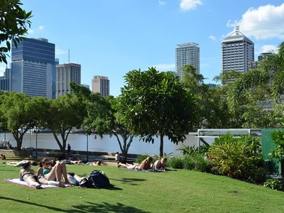 Brisbane South Bank