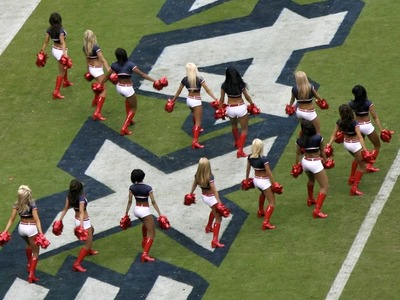 Houston Texan's NFL Cheerleaders