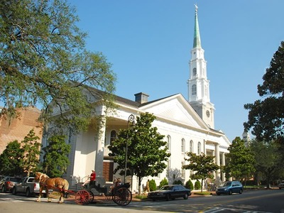 Independent Presbyterian Church on Bull Street