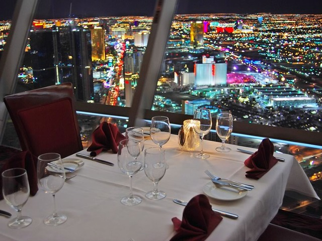 Top of the World Restaurant, Stratosphere
