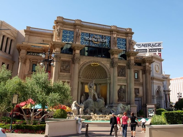 The Forum Shops, Caesars Palace