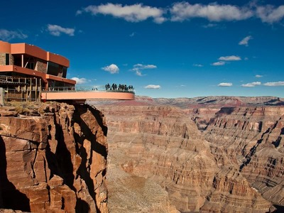 Grand Canyon Skywalk, Hualapai Indian Reservation
